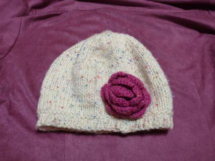 手作針織毛線帽