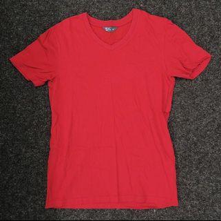 Net 紅色T-shirt
