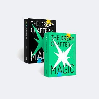TOMORROW BY TOGETHER TXT - THE DREAM CHAPTER: MAGIC FULL ALBUM
