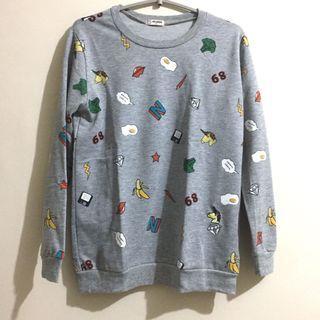 Nevada Grey Sweater