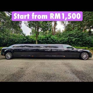 Rent a Stretch Limo In KL