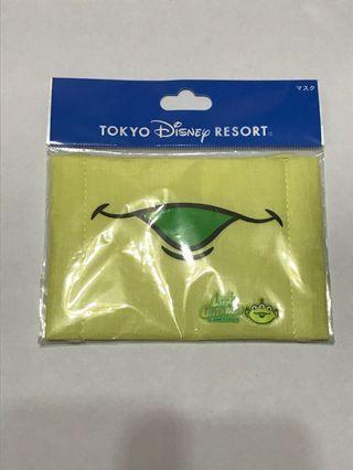 日本 迪士尼 三眼怪 兒童口罩