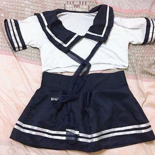 制服(穿過一次)