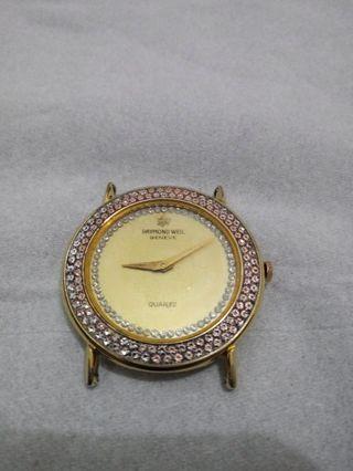 Jam tangan gold Raymond weil