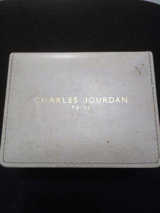 Box jam Charles jordan dan buku2 garansinya