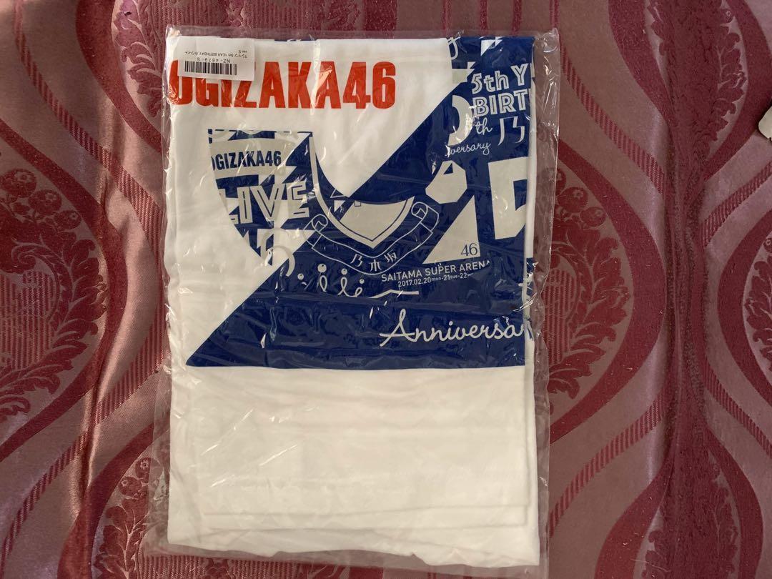 乃木坂46 欅坂46 演唱會周邊 live goods 毛巾 t shirt 坂道