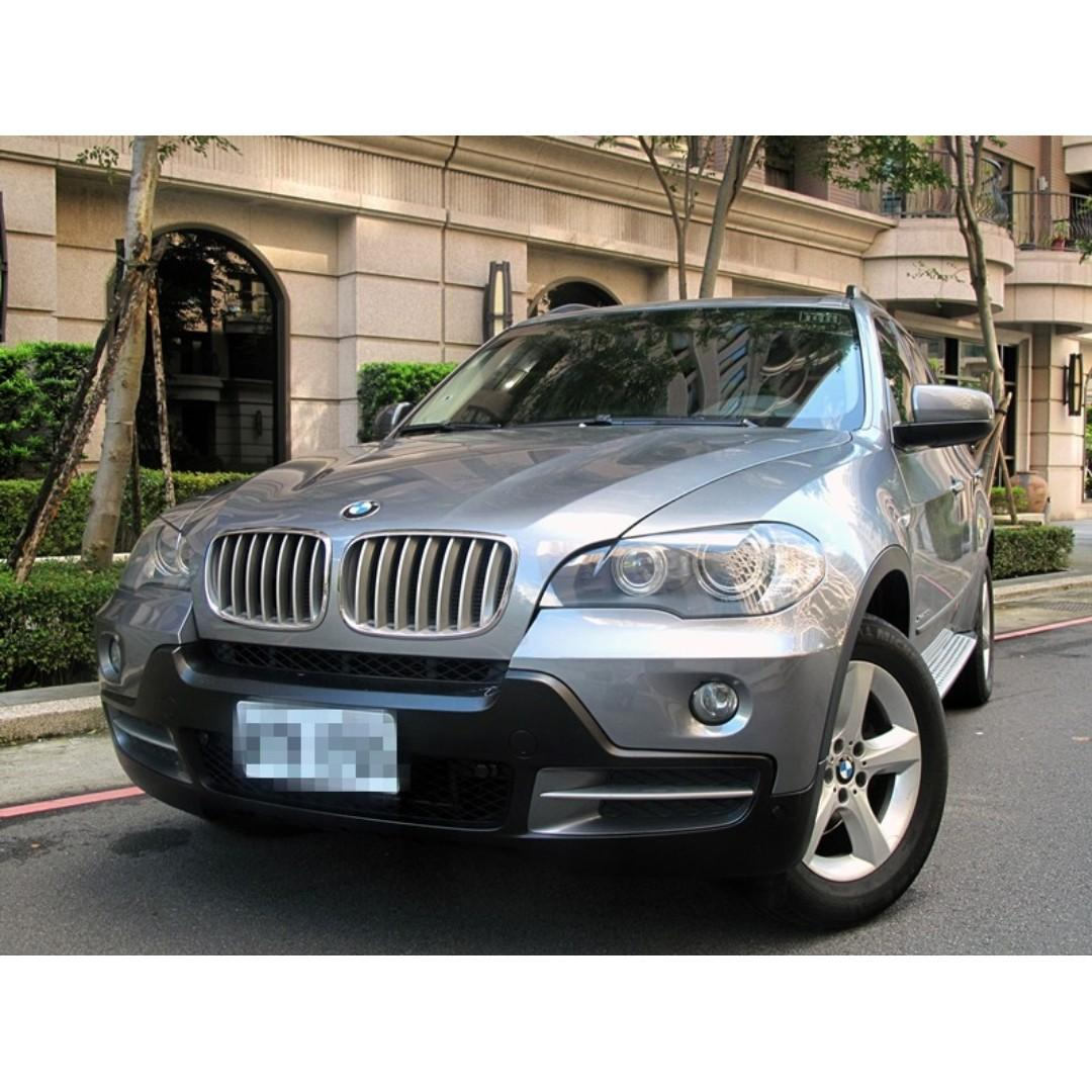 一手車 只跑8萬 原版件 BMW X5 XDrive30i 頂級運動休旅車 內裝超級漂亮
