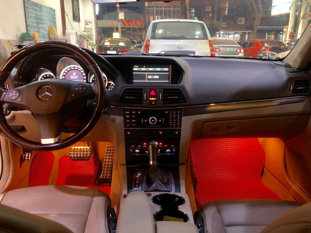 賓士 BENZ E350 Coupe c207型 2010年