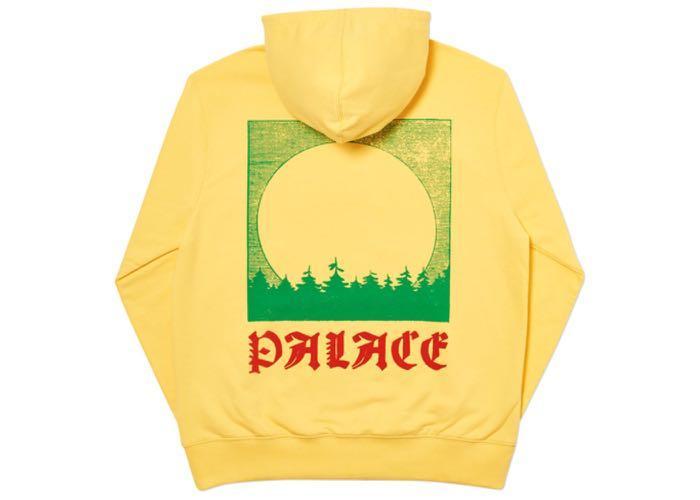 (代購) Palace Moon Tree Hood