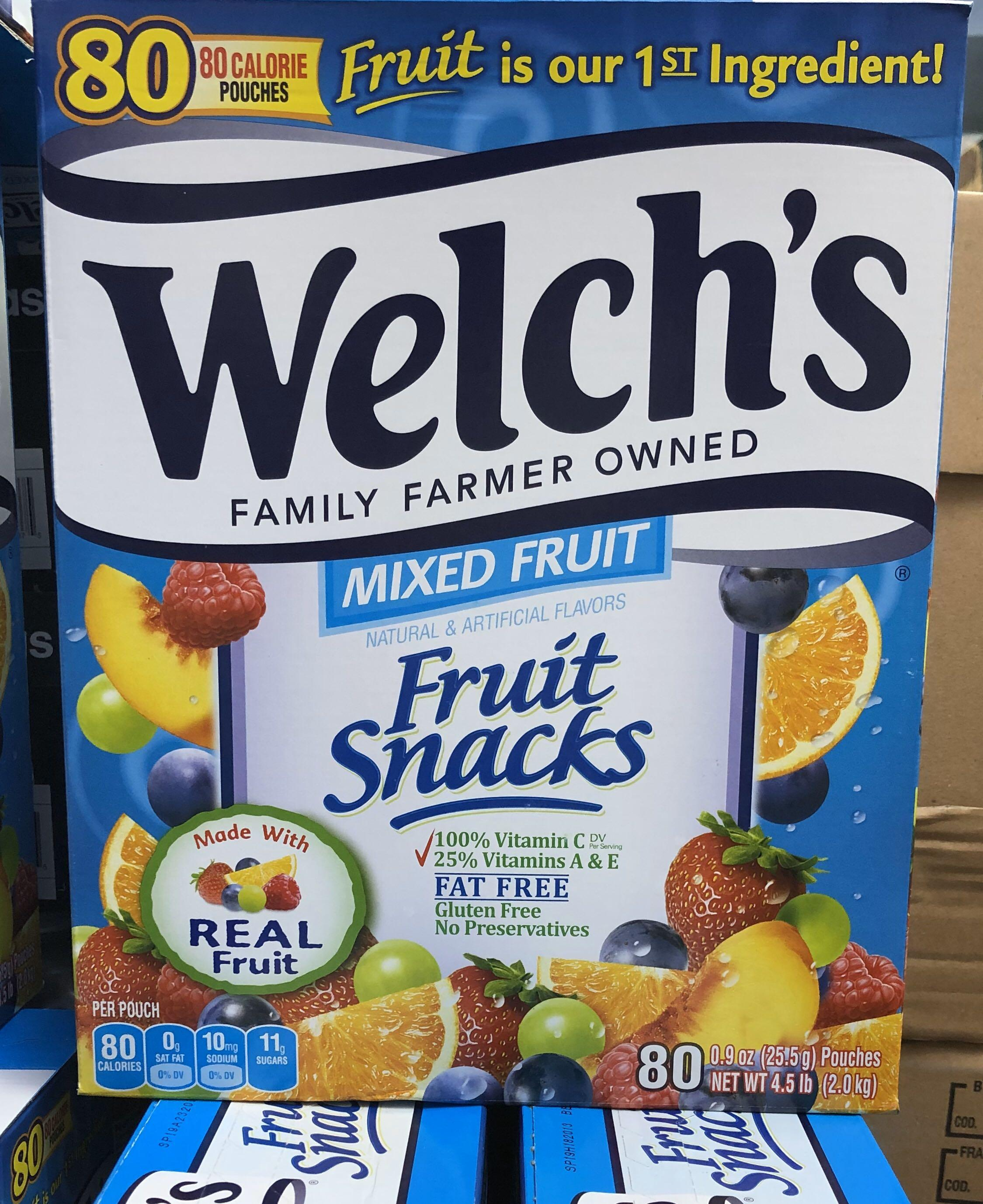 全新現貨 Welch's 水果糖