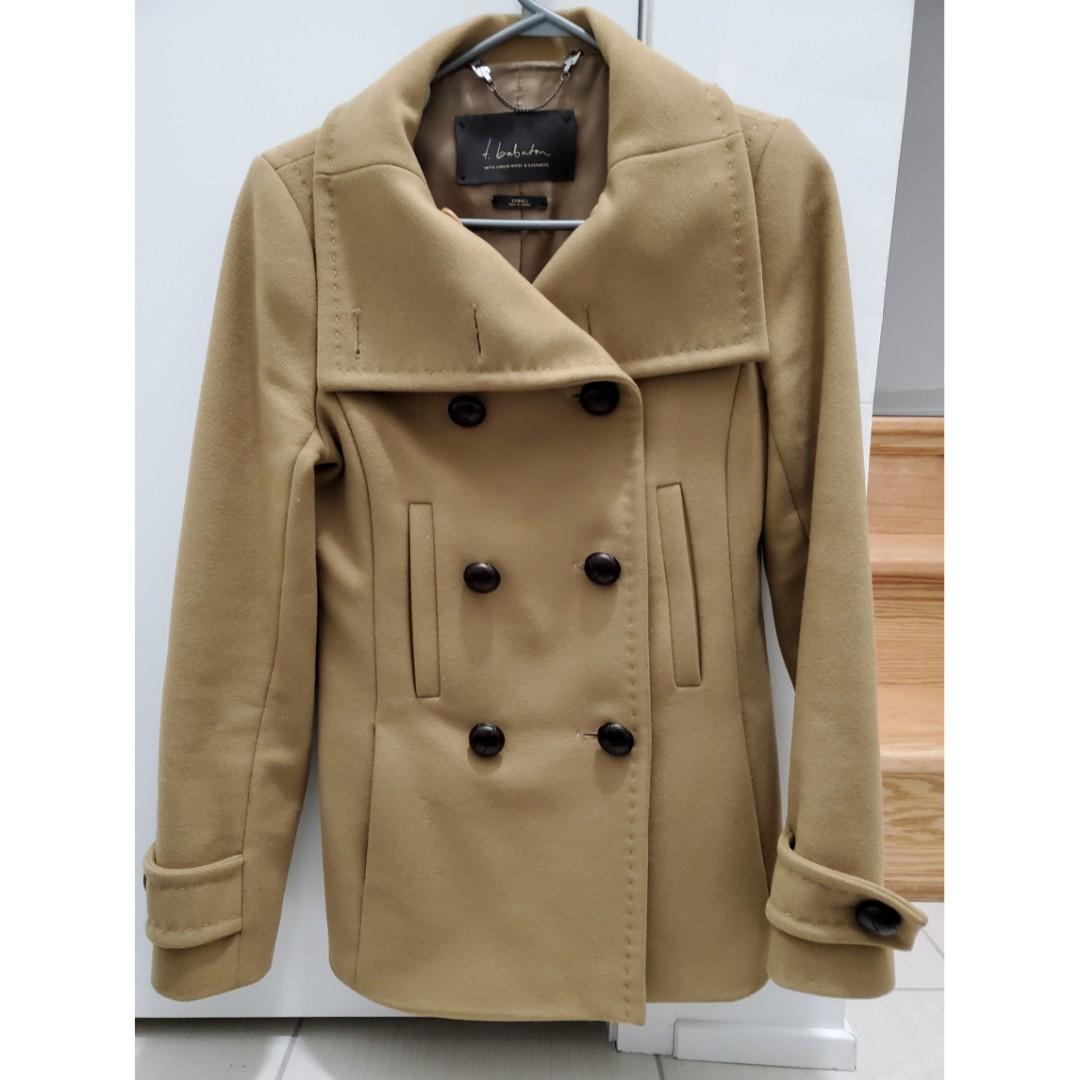 Aritzia Howell wool coat