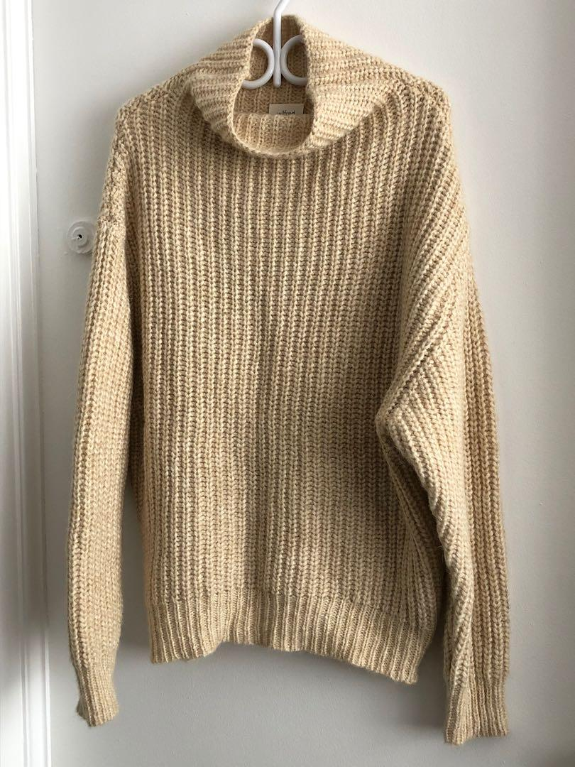 ARITZIA WILFRED SPECIAL EDITION MONTPELLIER SWEATER