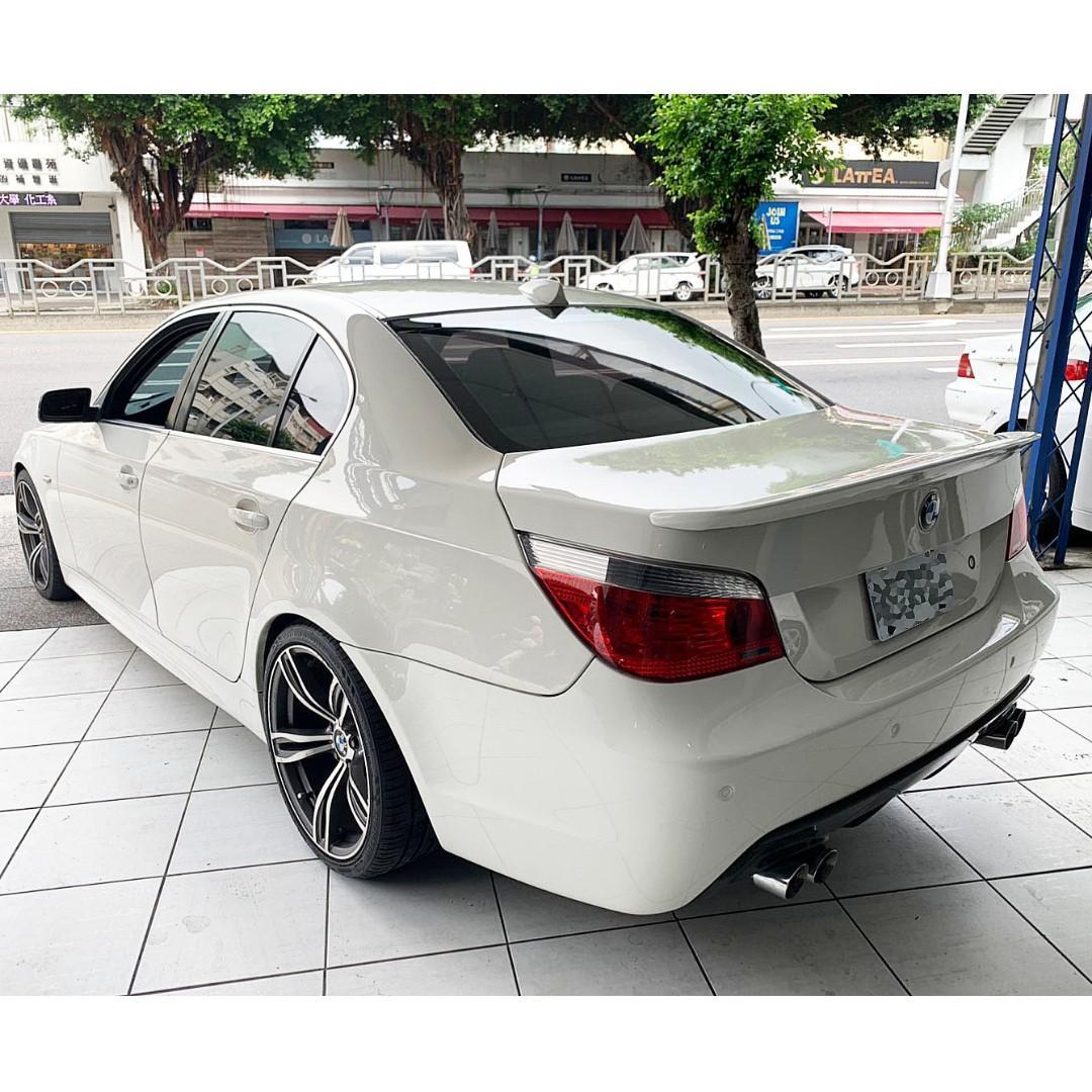 BMW E60 530I 天窗 恆溫 手自排 M版套件 四出尾管