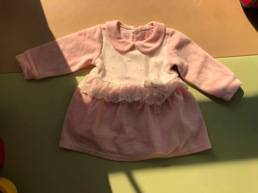 Branded Baby girl clothes 3-9 months (15-20pcs)