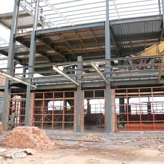 Design • Bangun Baru • Renovasi Bangunan Industri