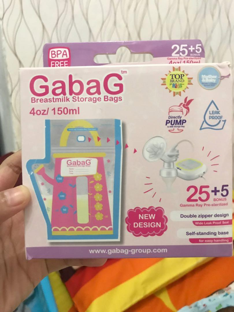 GabaG Kantong Asi 150ml