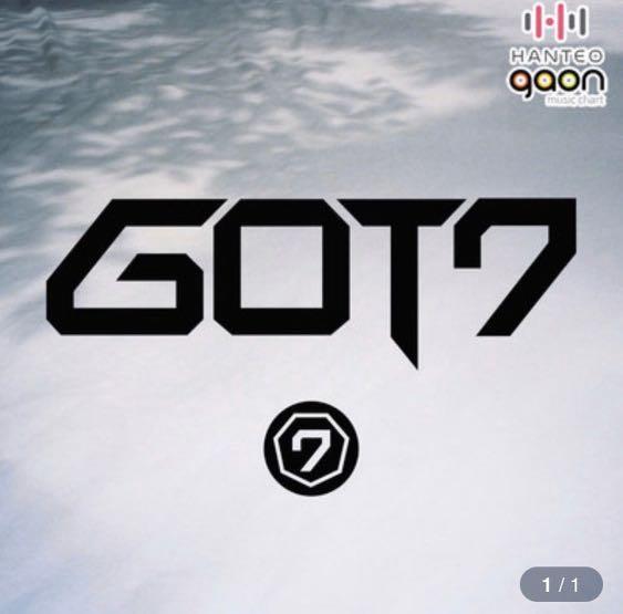 Got7 Mini Album