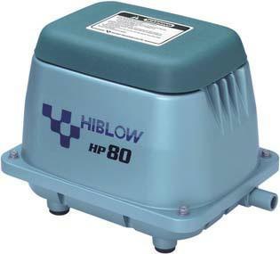 Hi Blow 80 Air Pump for fish tank or pond