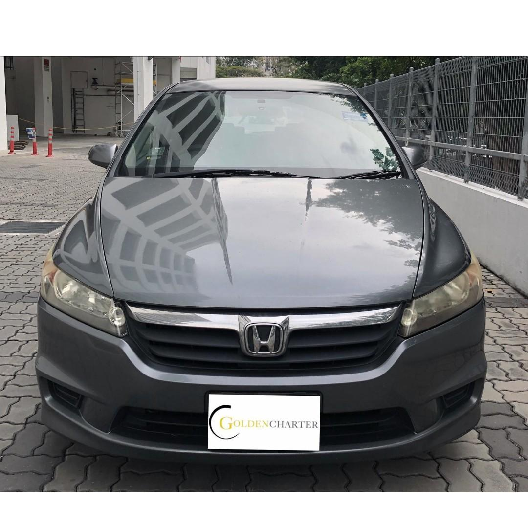 Honda Stream For Lease/Rent, Personal or PHV rental can be used. Gojek weekly rebate available