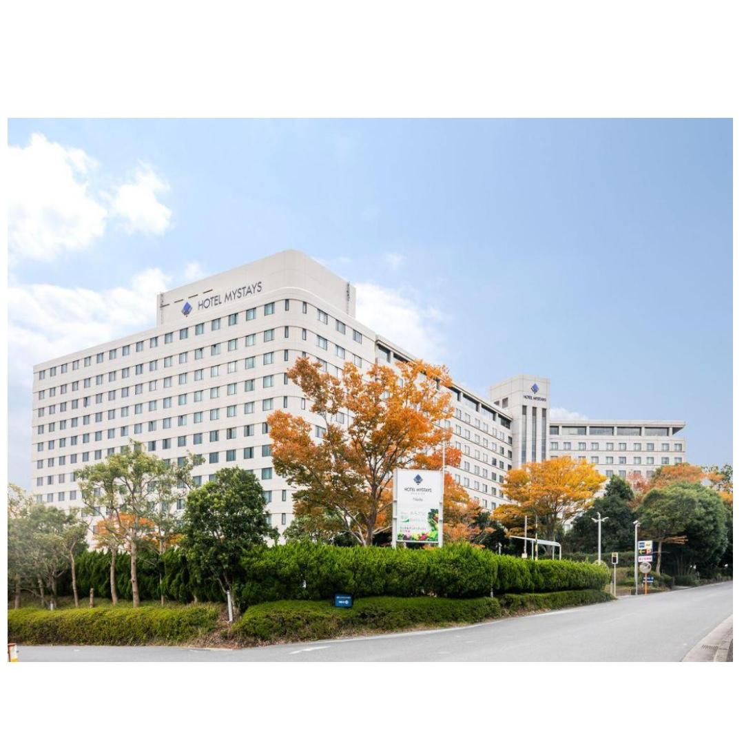 Hotel Reservation 酒店訂房 ~ Hotel Mystays Premier Narita 成田精品酒店