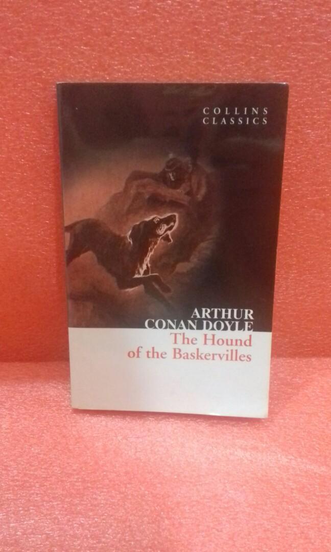 The hound of the baskervilles ( sor arthur conan doyle) ENGLISH