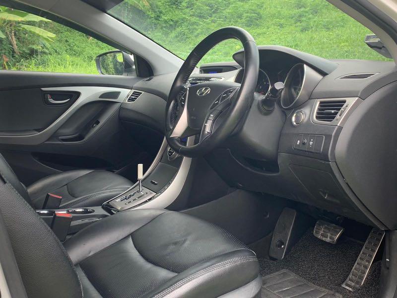 Hyundai Elantra 1.6 Elite (A)