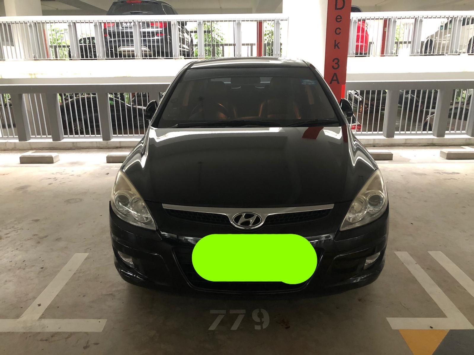 Hyundai i30 Grab Rental Hyundai i30 Gojek Rental Hyundai i30 Rental