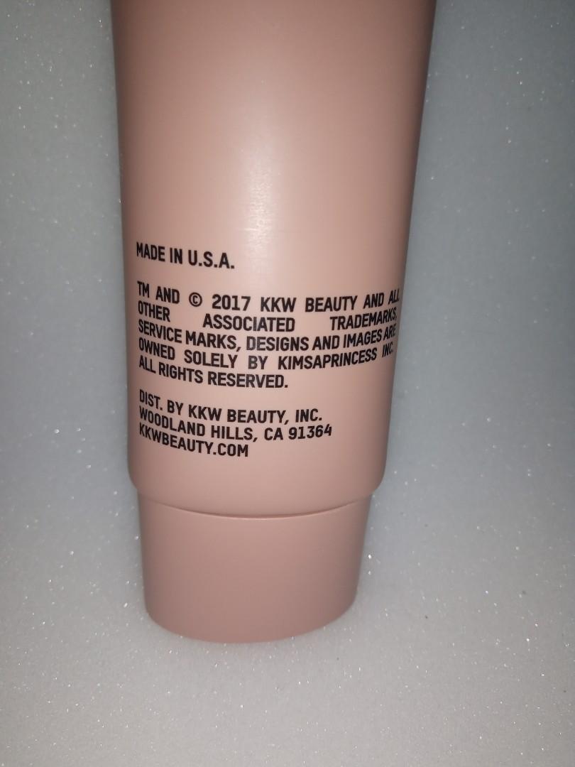 Kkw beauty - skin perfecting body foundation 118ml in fair