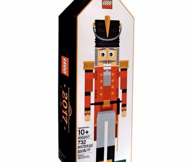 LEGO 4002017 Promotional 2017 Employee
