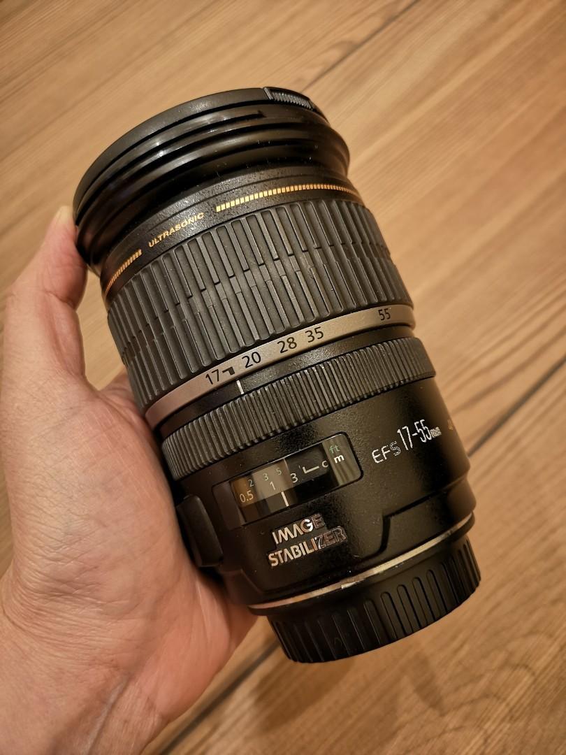 Lensa Canon EFS 17-55mm f/2.8 IS USM