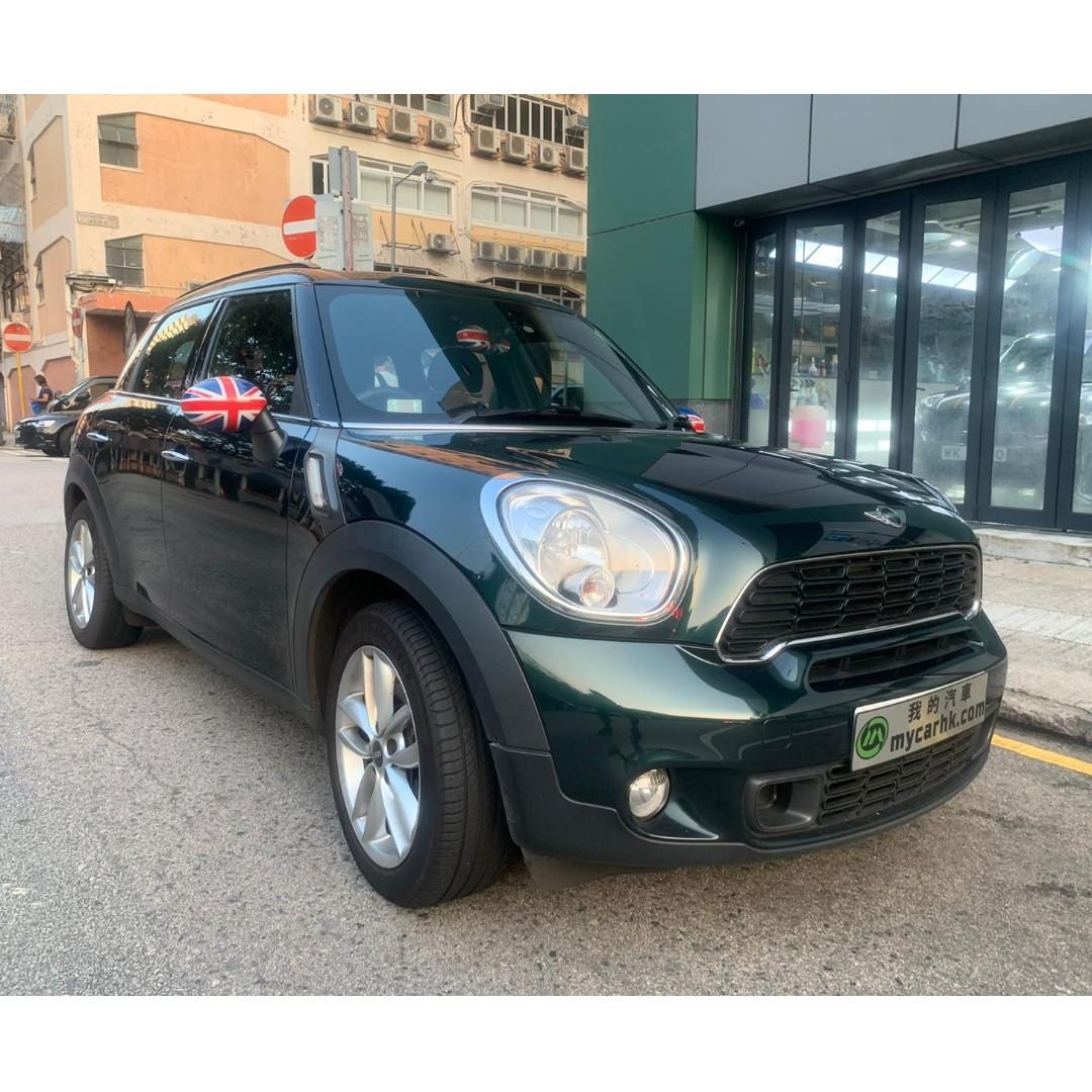 MINI MINI COOPER COUNTRYMAN S 2011