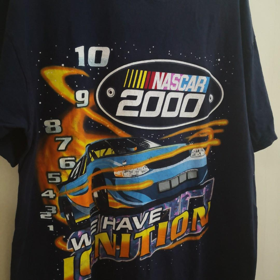 Nascar Racing Year 2000 T Shirt