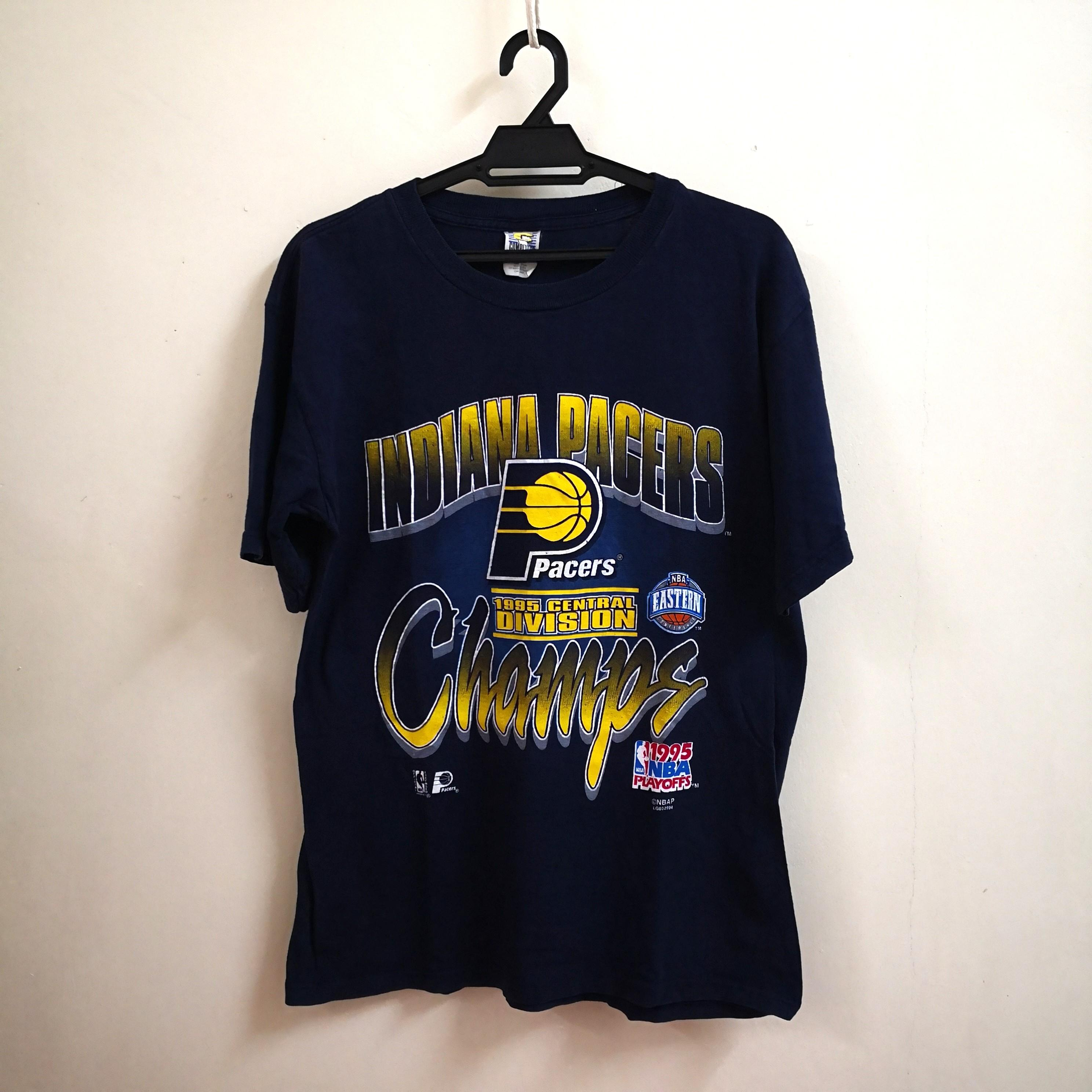 Vintage NBA Indiana Pacers 1995 T Shirt