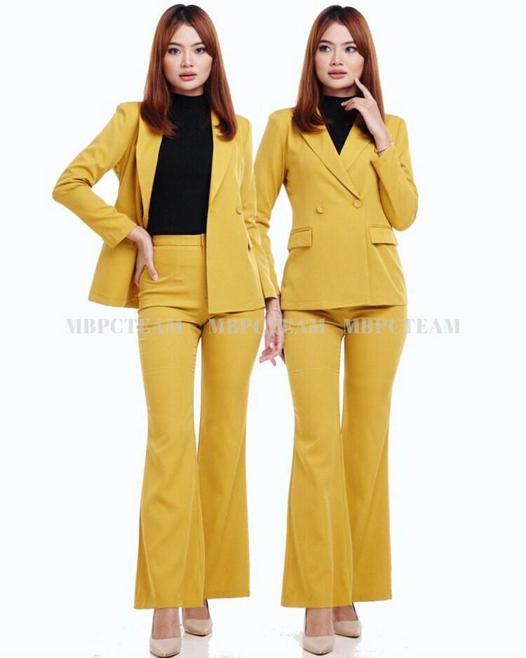 🌸NEW COLLECTION🌸 Maureen Suit (Set Coat & Pants)