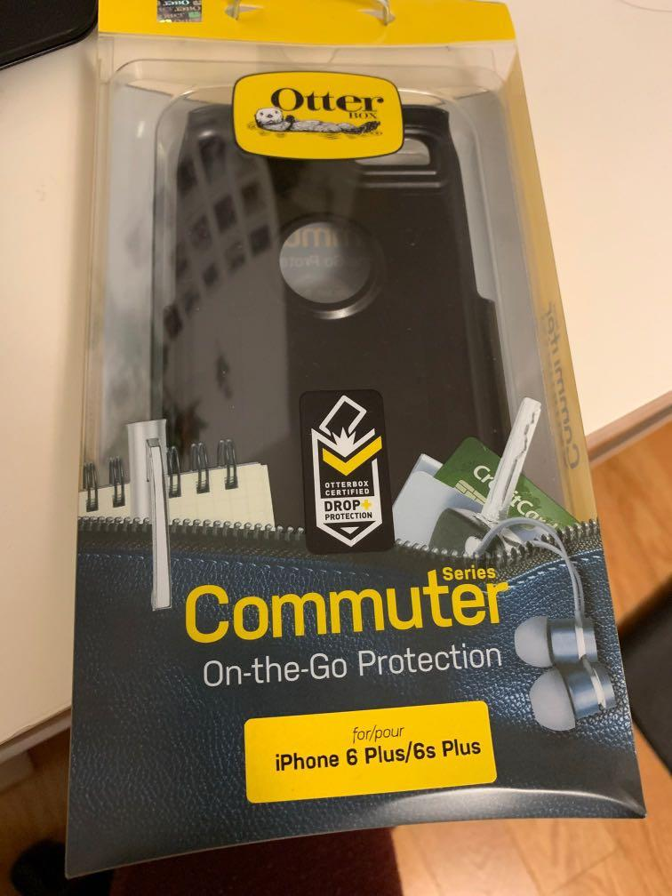 Otterbox commuter on the go protection for iPhone 6 plus
