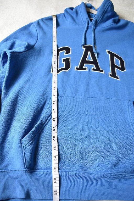 Pre-Loved Gap Mens Hoodie Sweatshirt Pullover Jumper