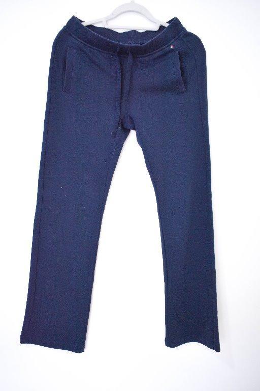 Pre-Loved Tommy Hilfiger Sports Women's Navy Track Pants Size (XS)
