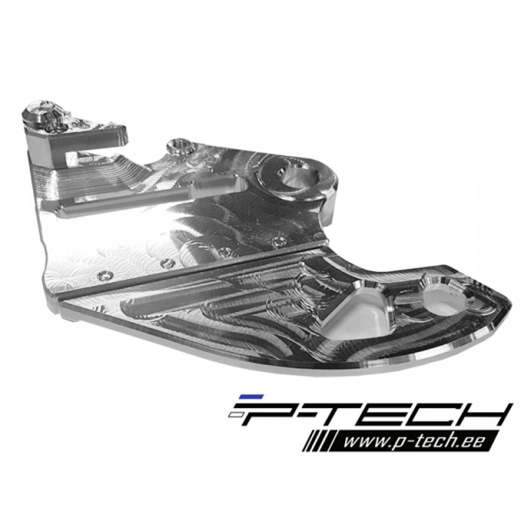 Rear brake disc guard for KTM/Husqvarna