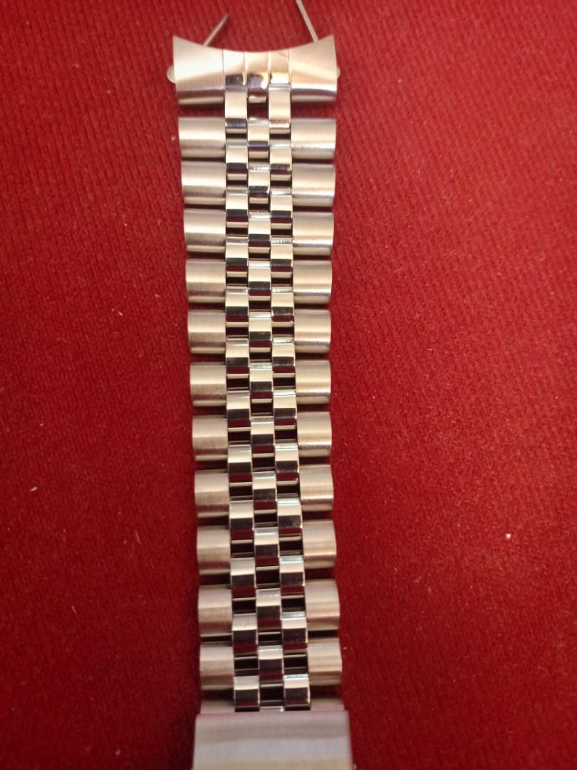 Rolex 20mm stainless steel Jubilee bracelet band for men's model 62510H-Mint condition
