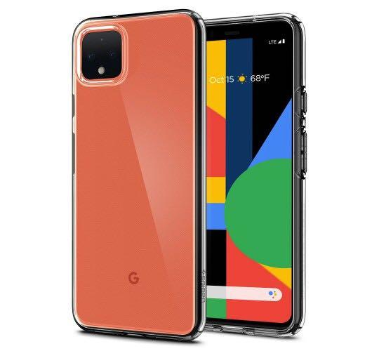 Spigen Liquid Crystal for Google Pixel 4 XL