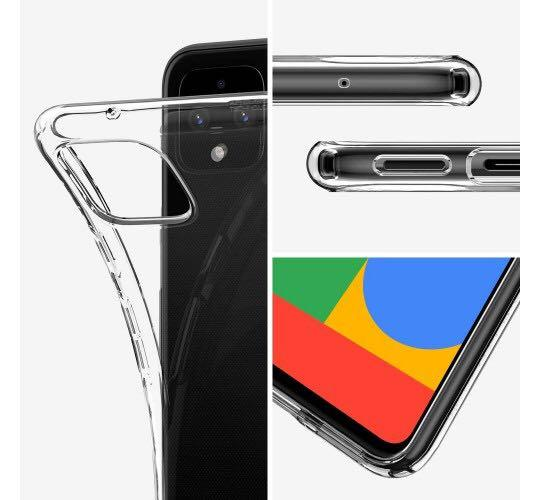 Spigen Liquid Crystal for Google Pixel 4 XL