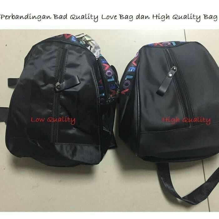 TAS RANSEL WANITA LUXURY HIGH QUALITY OXFORD