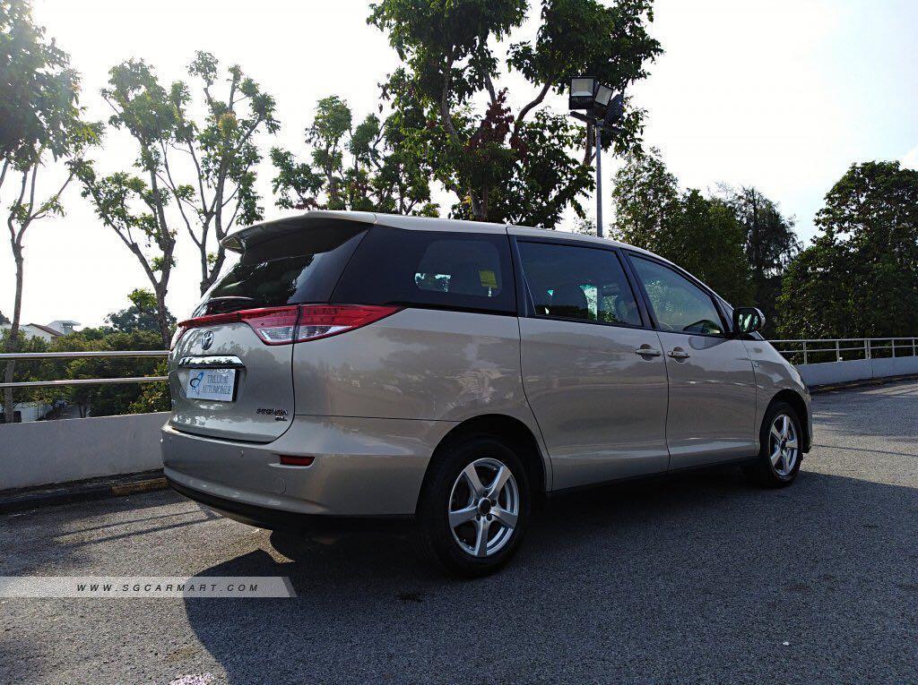 Toyota  Previa for Rent