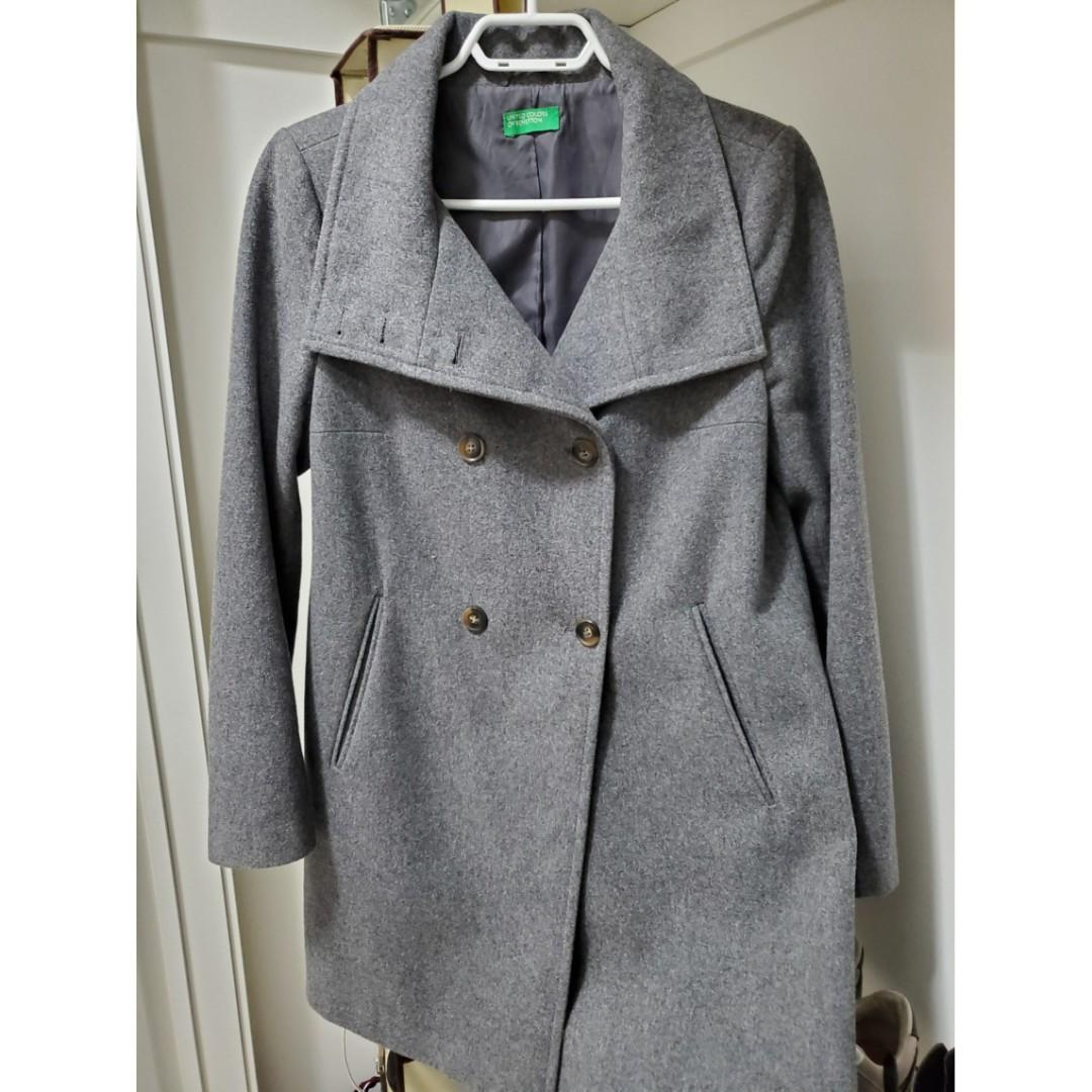 United Colors of Benetton wool coat
