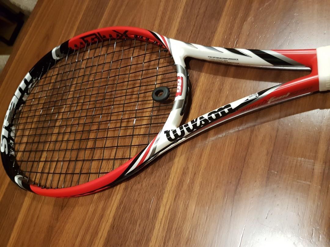 Wilson Steam 99 Raket Tenis
