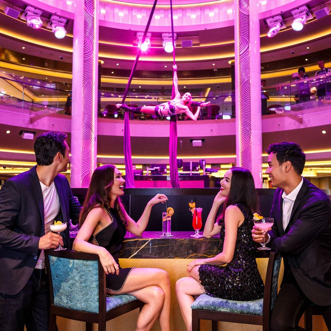 WTS Travel Dream Cruises - Kumar Comedy Cruise