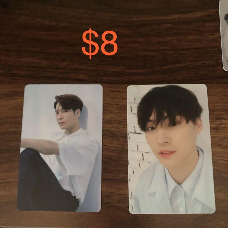 WTS various Photocards