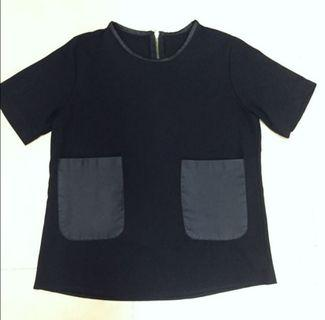 Korean Style fashionable black top