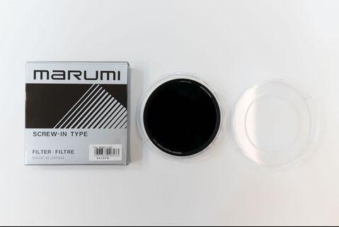 【MARUMI】日本DHG可調式 ND減光鏡 ND2.5-ND500 / 77mm (全新)