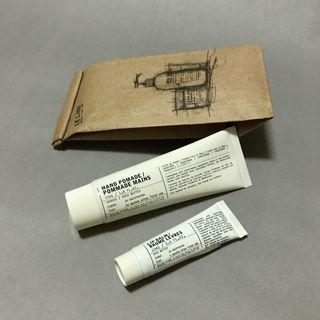 全新出售🔥LE LABO 護手霜+護唇膏 兩入一組 交換禮物 非香水